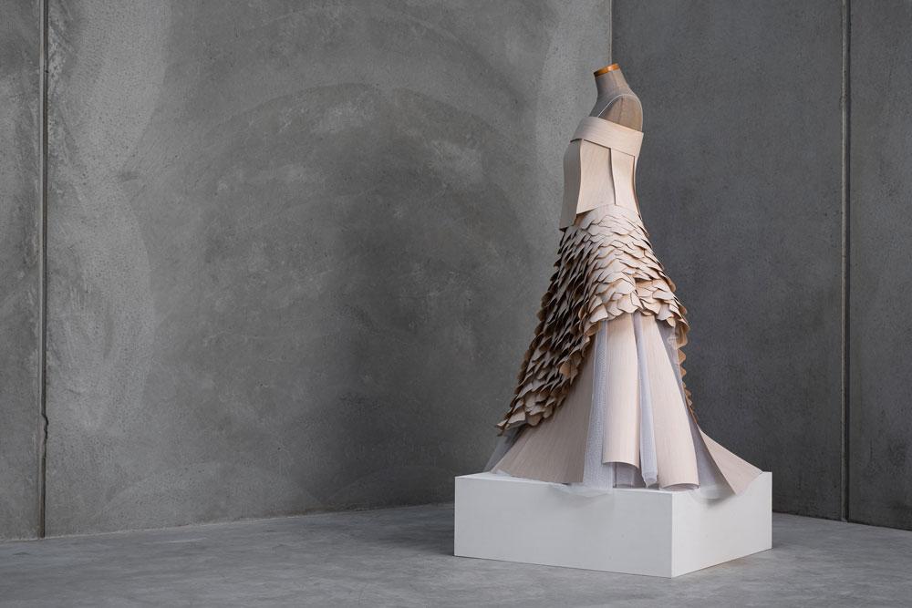 Whisper Wedding Dress Side