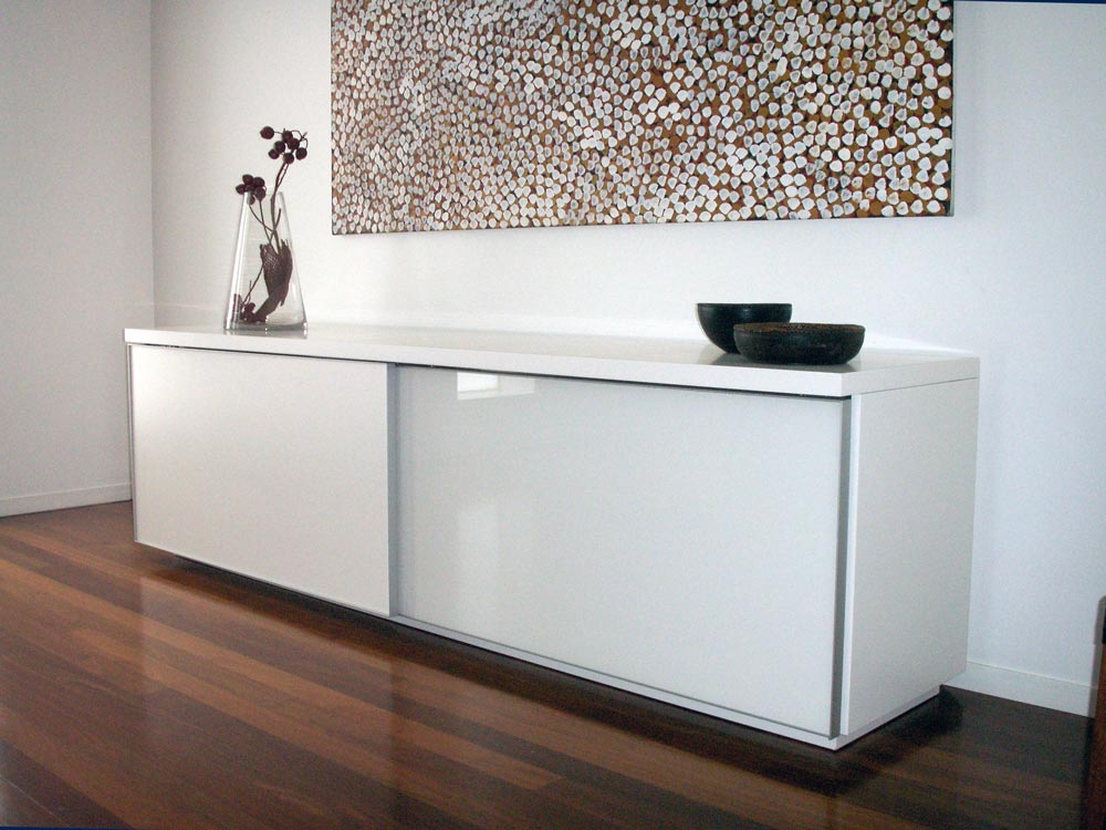 Slide Buffet Unit - Dining or Living
