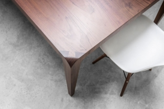 Dining Table - Handcrafted Solid American Walnut 2700 x 1100