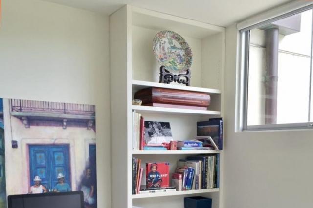 St Kilda Penthouse STF Home Office Desk Unit