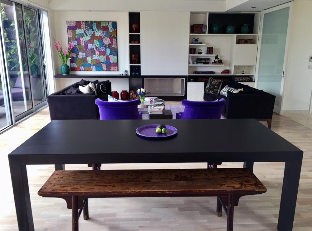St Kilda Penthouse STF Living Room