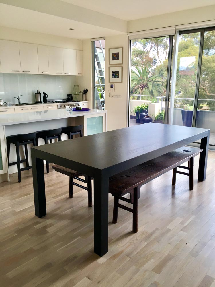 St Kilda Penthouse STF Dining Table