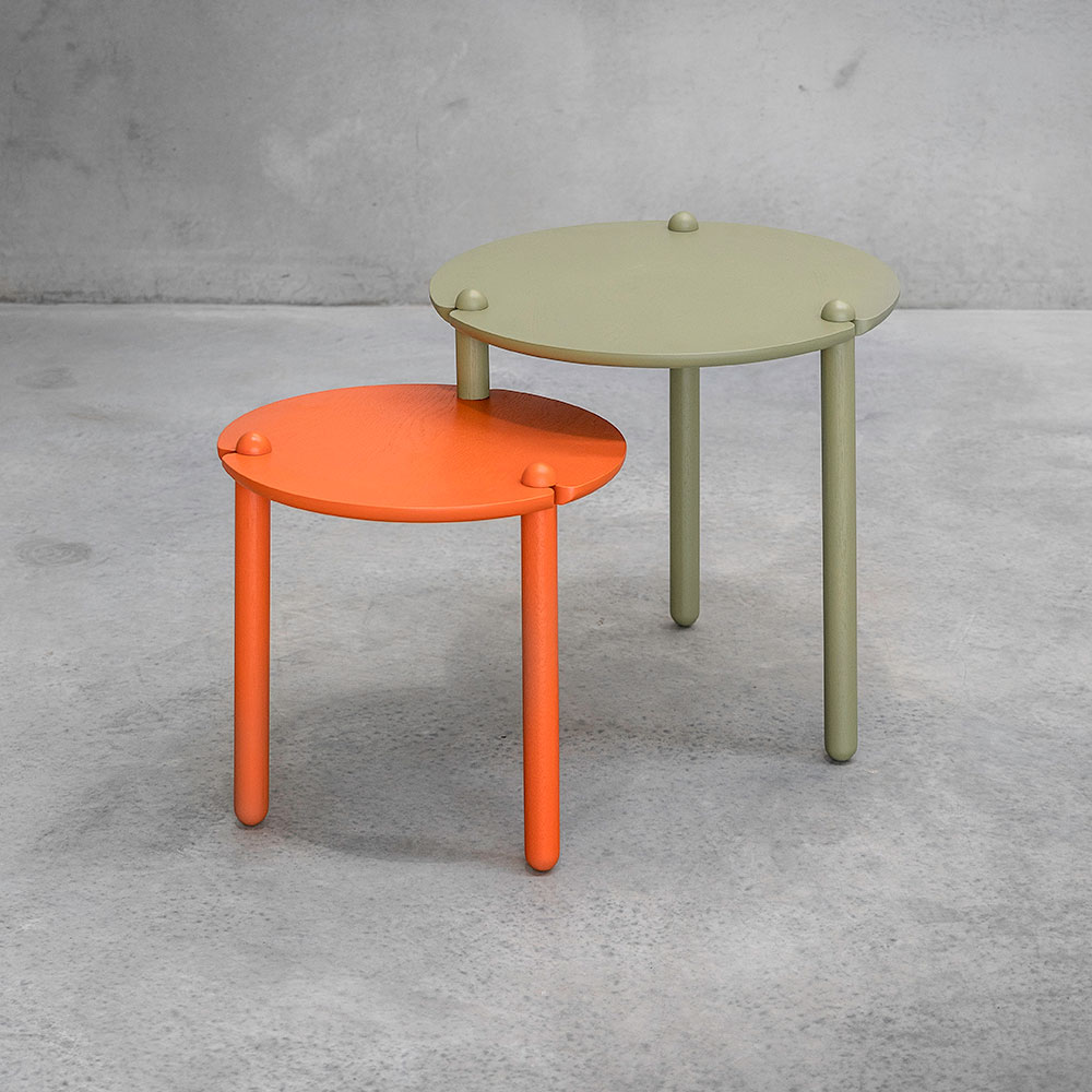 Occasional Tables Symbiont Two
