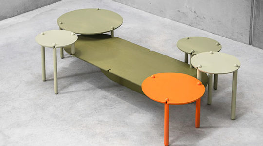 Occasional Tables Symbiont Six