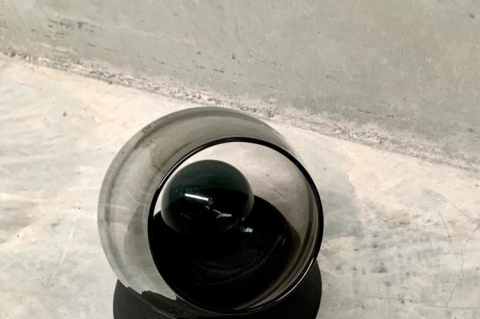 Cannon Vase Inside