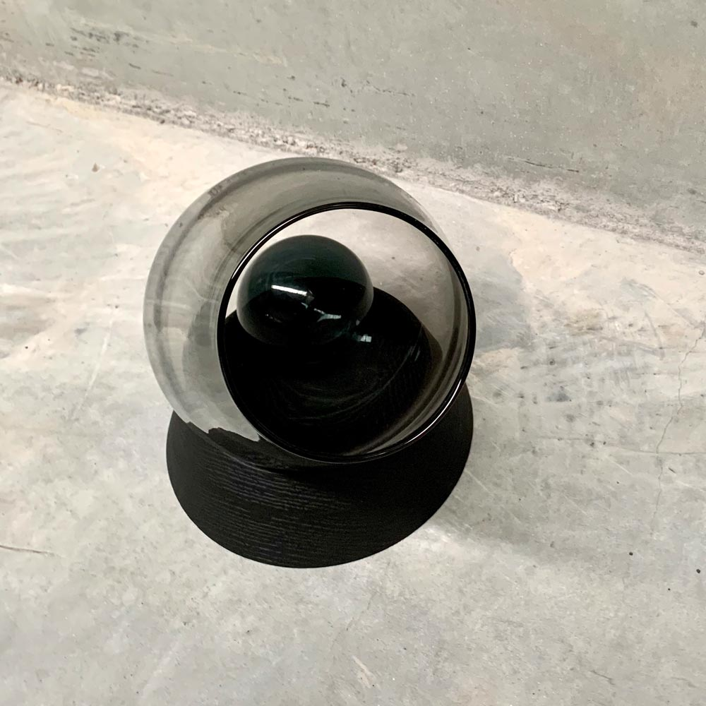 Cannon Vase Inside